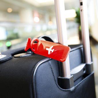 Etichette bagaglio
