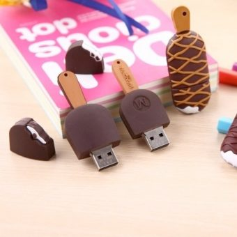 Pen drive in silicone